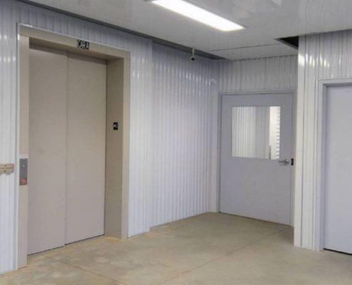 Epps Storage Athens - Elevator Lobby
