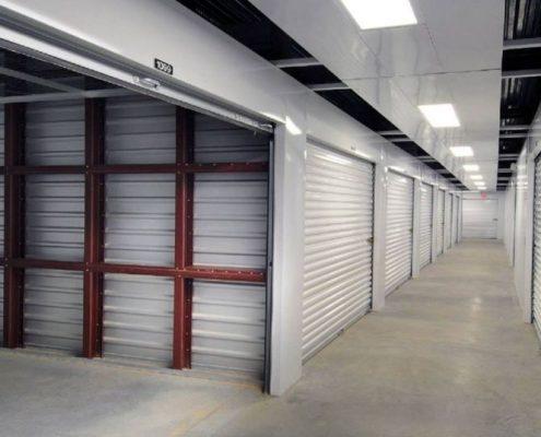 Epps Storage Athens - Units View 2